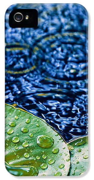 Lily Pads IPhone 5 Case