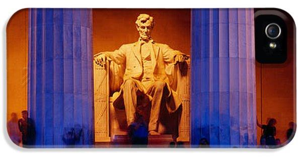 Lincoln Memorial, Washington Dc IPhone 5 Case
