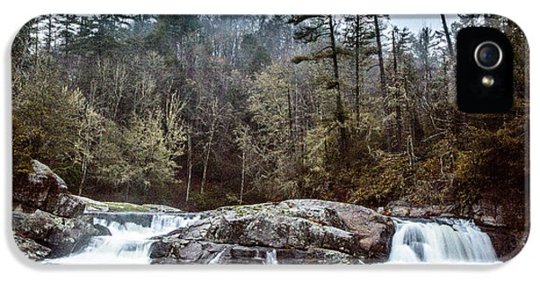 Linville Upper Falls IPhone 5 Case