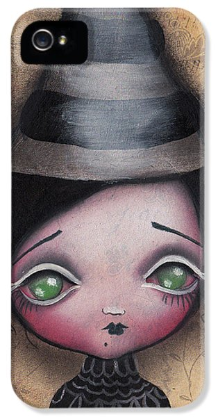 Little Witch IPhone 5 Case
