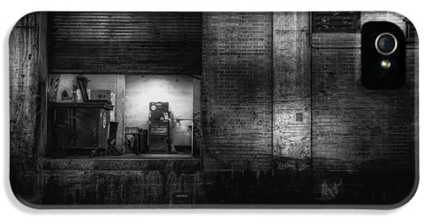 Loading Dock IPhone 5 Case by Scott Norris