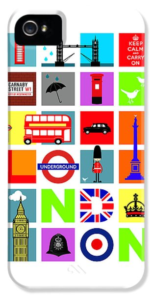 London IPhone 5 / 5s Case by Mark Rogan