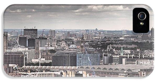 London Under Grey Skies IPhone 5 Case