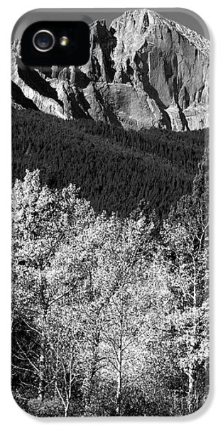 Longs Peak 14256 Ft IPhone 5 Case by James BO  Insogna