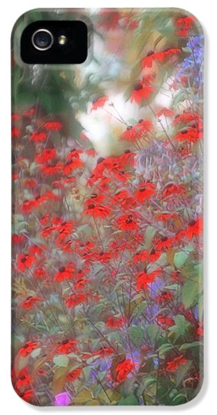 Lost In Paradise IPhone 5 Case by The Art Of Marilyn Ridoutt-Greene