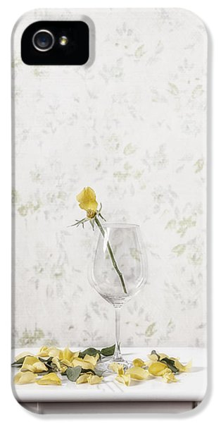 Lost Petals IPhone 5 Case by Joana Kruse