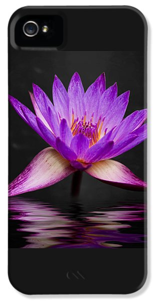 Lotus IPhone 5 / 5s Case by Adam Romanowicz