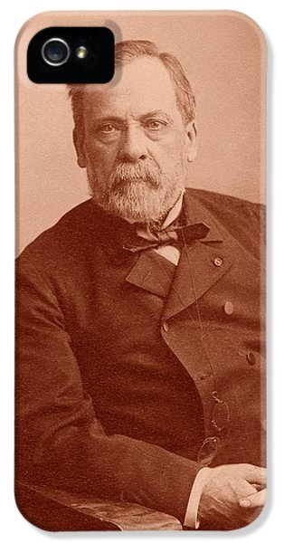 Louis Pasteur IPhone 5 Case by American Philosophical Society