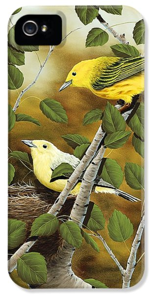 Love Nest IPhone 5 Case by Rick Bainbridge