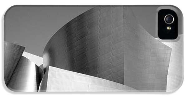 Low Angle View Of A Building, Walt IPhone 5 Case by Panoramic Images