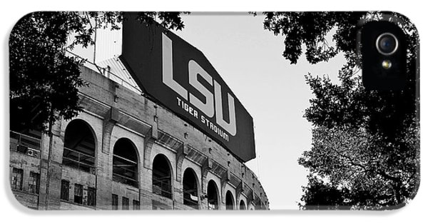 Lsu Through The Oaks IPhone 5 Case