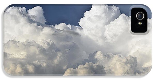 Lubbock Cloud Formation IPhone 5 Case by James W Johnson