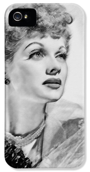 Lucille Ball IPhone 5 Case