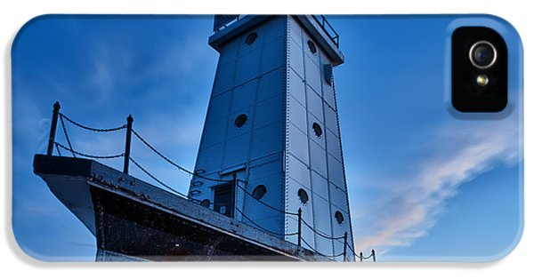 Ludington Lighthouse IPhone 5 Case