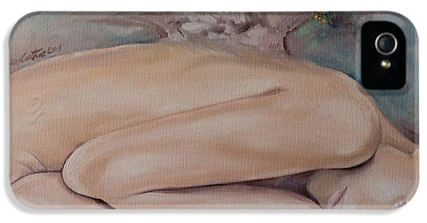 Lullaby IPhone 5 Case by Dorina  Costras