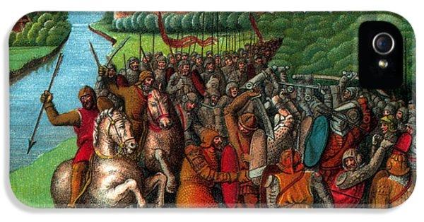 Maccabean Revolt, 2nd Century Bc IPhone 5 Case