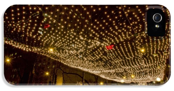 Mag Mile Xmas Lights IPhone 5 Case