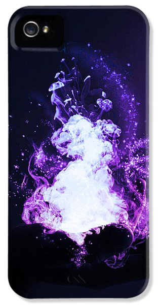 Wizard iPhone 5 Case - Magic by Nicklas Gustafsson