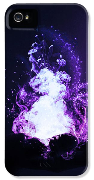 Magic IPhone 5 Case by Nicklas Gustafsson
