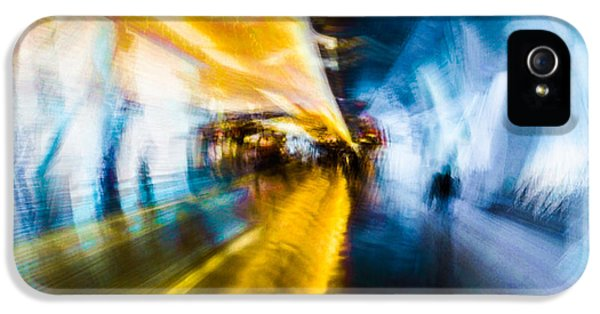 Main Access Tunnel Nyryx Station IPhone 5 Case by Alex Lapidus