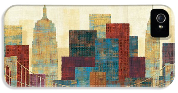 Majestic City IPhone 5 Case