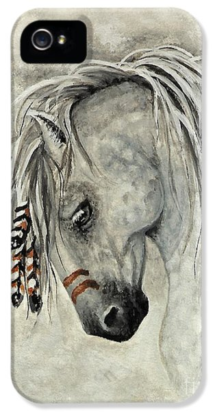 Majestic Mustang 30 IPhone 5 Case by AmyLyn Bihrle