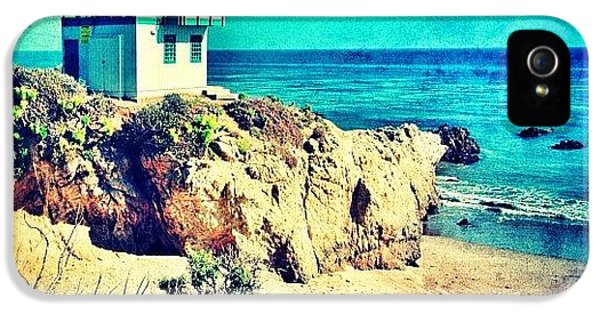Sunny iPhone 5 Case - Malibu by Jill Battaglia