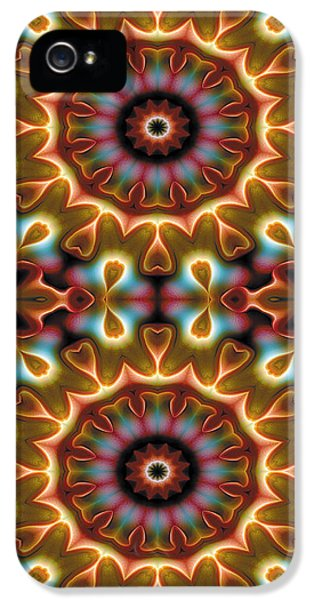 Mandala 102 For Iphone Double IPhone 5 Case