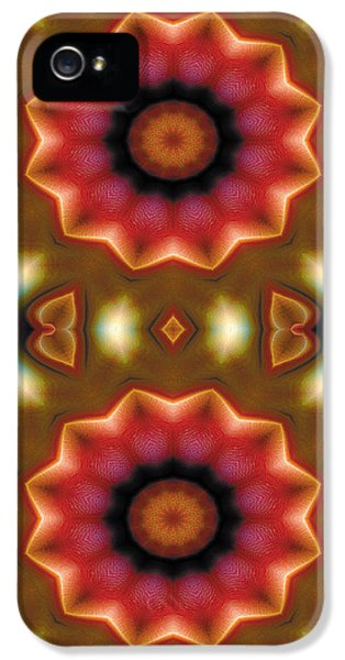 Mandala 103 For Iphone Double IPhone 5 Case