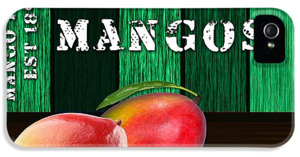 Mango Farm Sign IPhone 5 Case