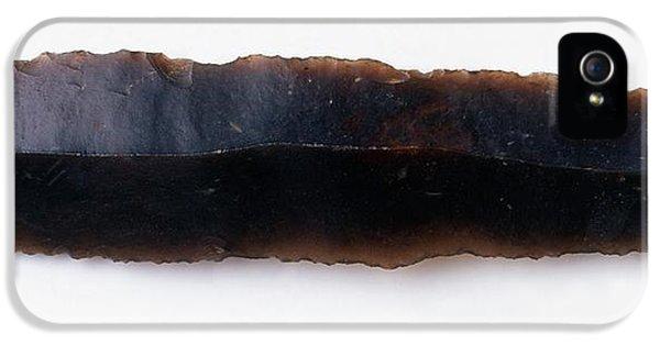 Manmade Flint Tool IPhone 5 Case