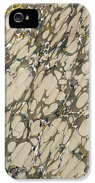 Marble Endpaper IPhone 5 Case