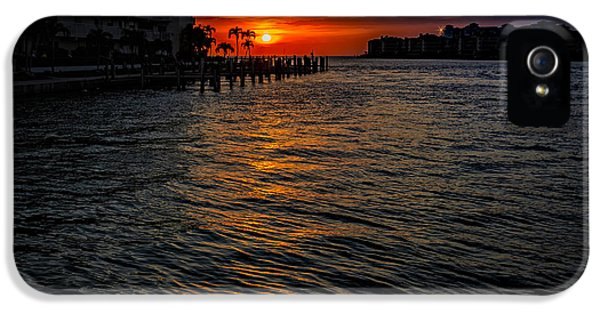IPhone 5 Case featuring the photograph Marco Island Sunset 43 by Mark Myhaver