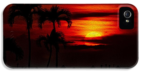 IPhone 5 Case featuring the photograph Marco Island Sunset 59 by Mark Myhaver