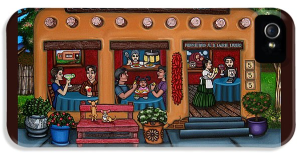 Maria's New Mexican Restaurant IPhone 5 Case