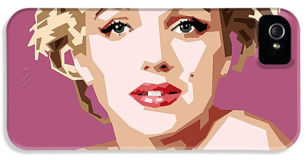 Marilyn IPhone 5 / 5s Case by Douglas Simonson