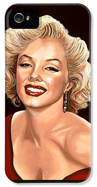 Marilyn Monroe 3 IPhone 5 Case
