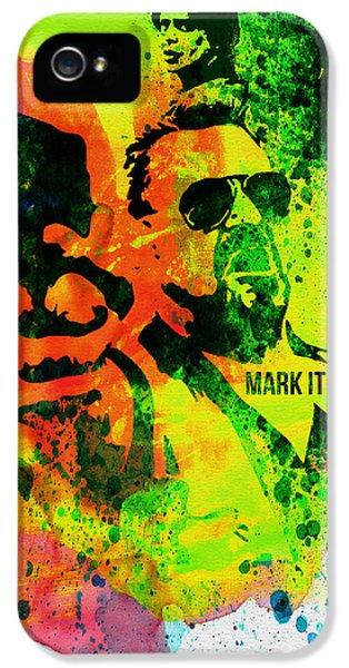 Mark It Zero Watercolor IPhone 5 Case