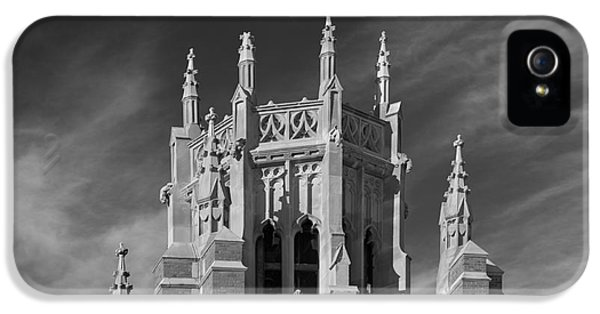 Marquette University Marquette Hall IPhone 5 / 5s Case by University Icons