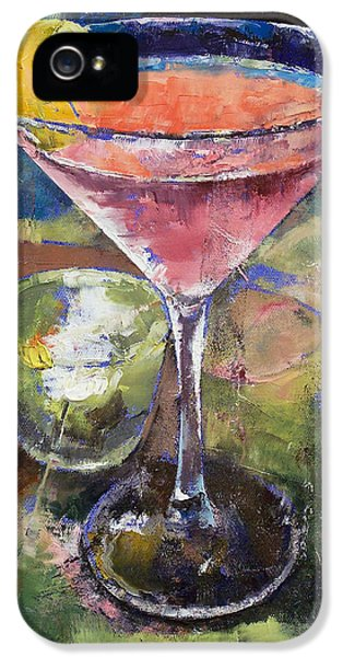 Martini IPhone 5 / 5s Case by Michael Creese