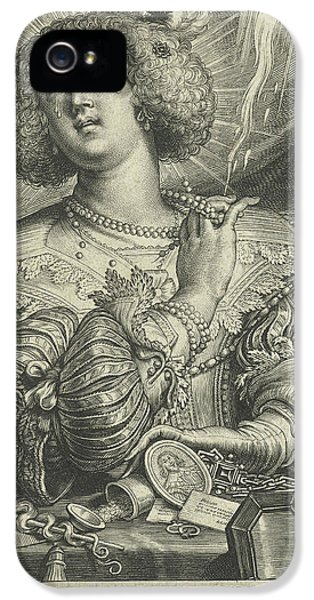 Mary Magdalene Gets Rid Of Its Wealth IPhone 5 Case