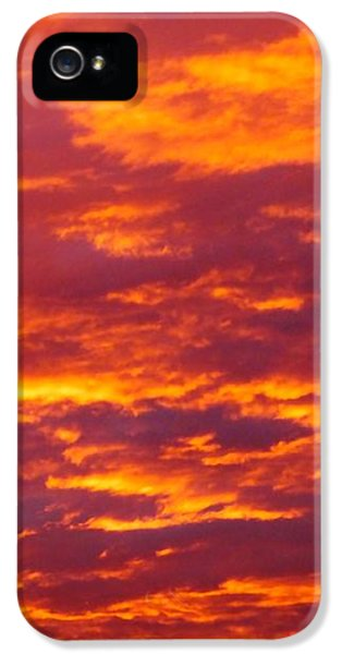 Matin De Feu IPhone 5 Case