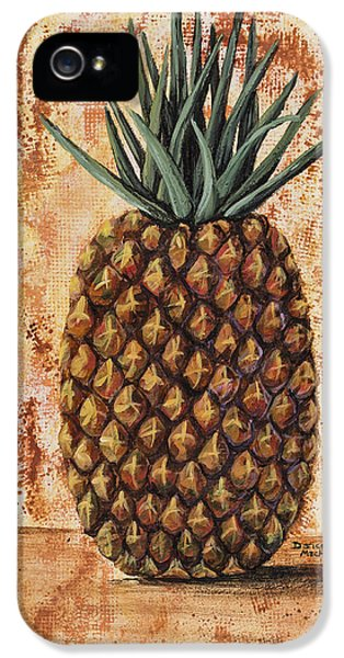 Maui Pineapple IPhone 5 Case by Darice Machel McGuire