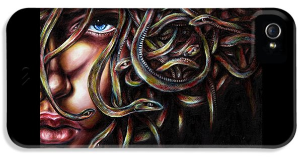 Medusa No. Two IPhone 5 Case