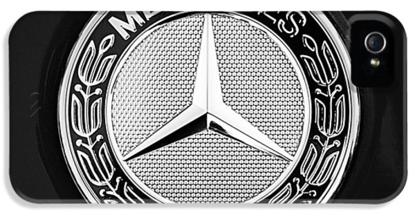 Mercedes-benz 6.3 Gullwing Emblem IPhone 5 Case
