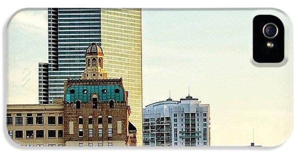 Iger iPhone 5 Case - Miami Buildings ... (gesu Church - by Joel Lopez