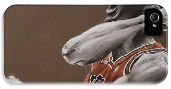 Michael Jordan - Chicago Bulls IPhone 5 Case