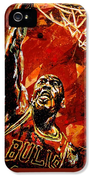 Michael Jordan IPhone 5 Case