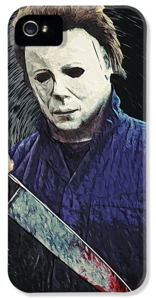 Michael Myers  IPhone 5 Case