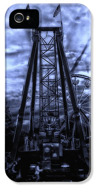 Midnight At The Carnival IPhone 5 Case